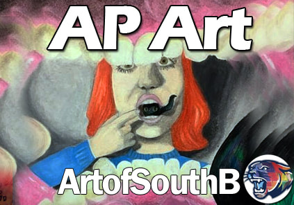 AP Art at South Brunswick HS