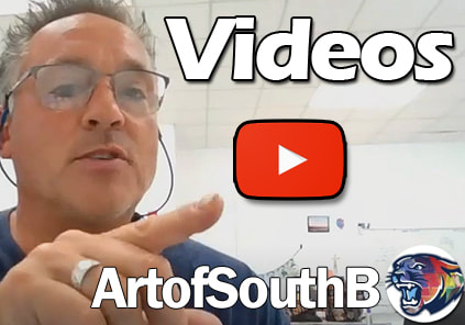 Art of South B YouTube