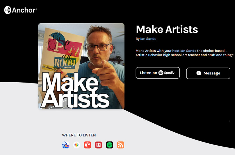 Make Artists Podcast