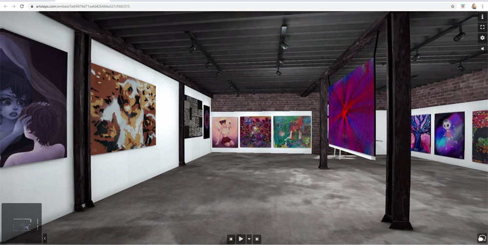 Art of South B Virtual Gallery